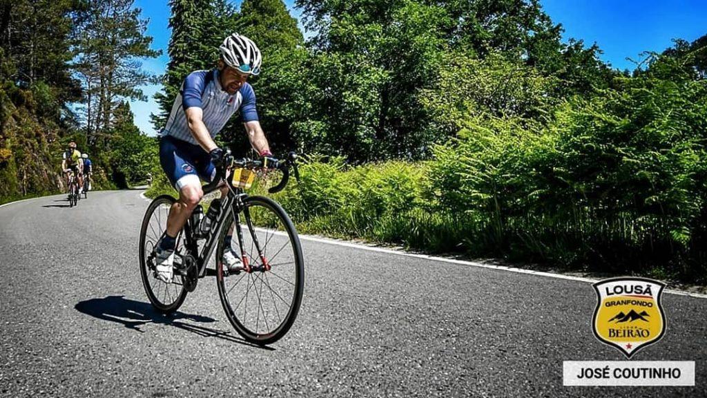 ciclista lousã granfondo