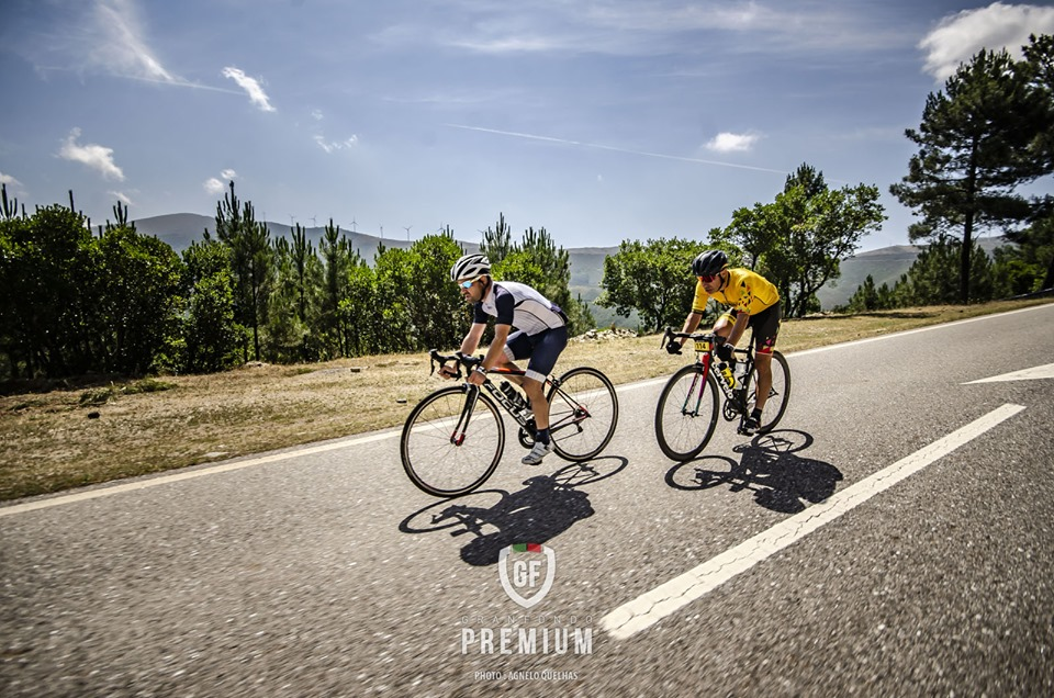 ciclistas granfondo serra da estrela